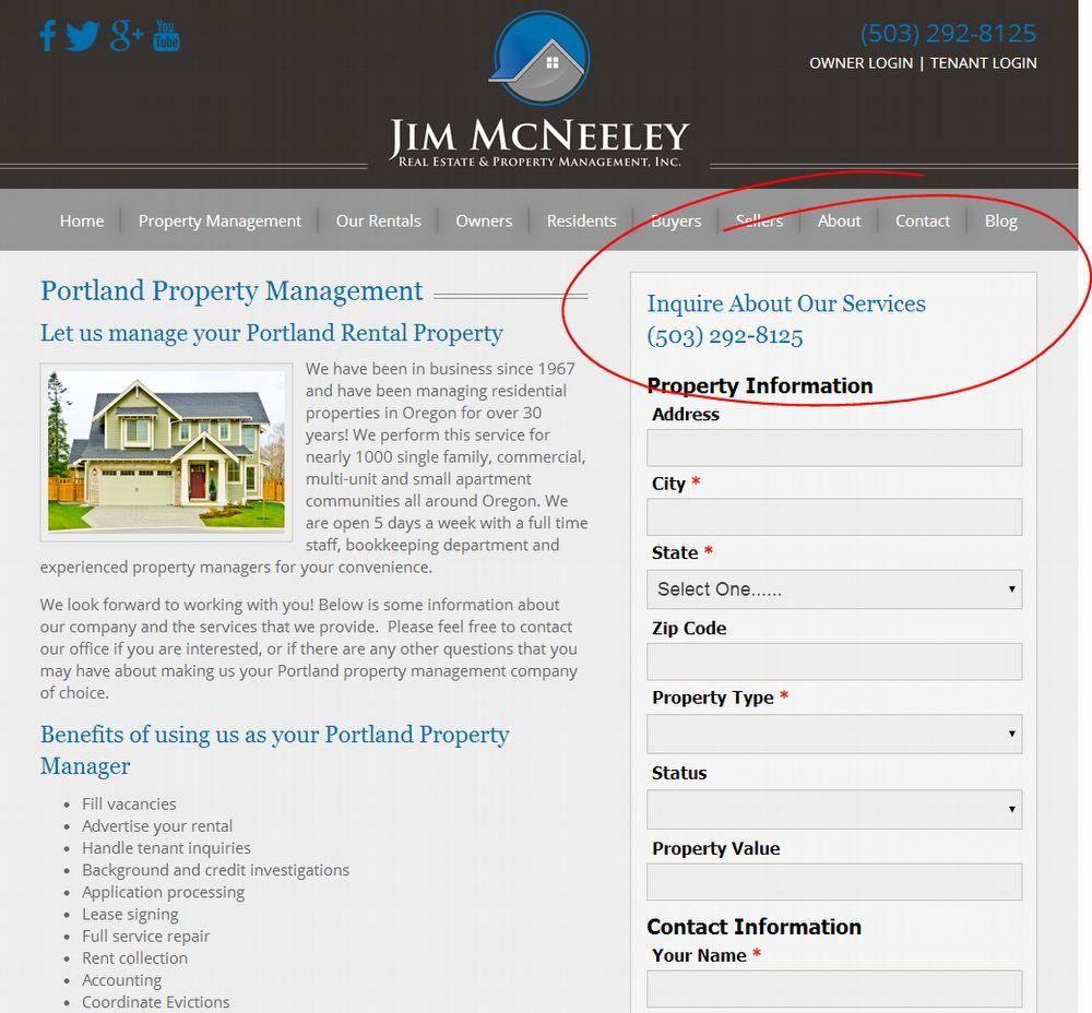 Websites For Rental Properties: Property Manager Websites