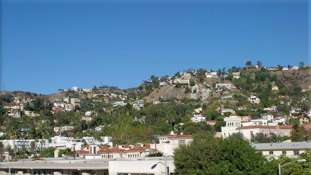Beautiful Hollywood Hills