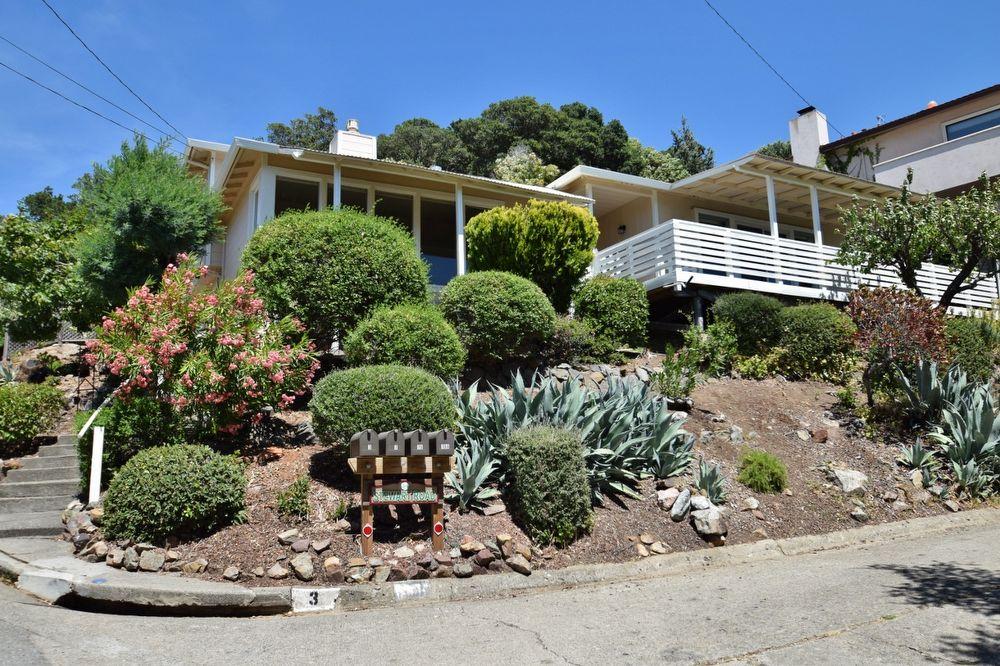 House Design Modern Garden Marin Ca Html on