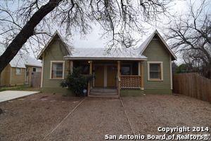 Duplex for Rent in San Antonio