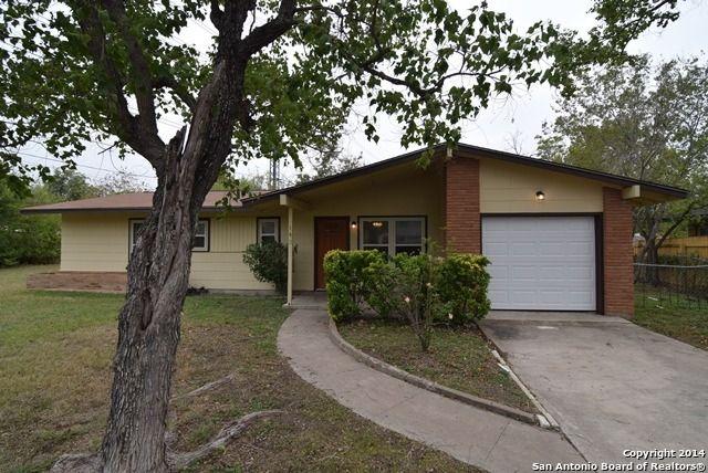 142 SHROPSHIRE DR - San Antonio, TX 78217