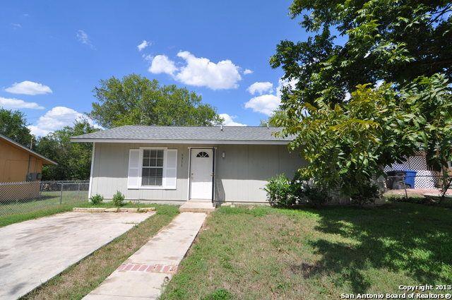5311 LITTLE CREEK ST - San Antonio, TX 78242