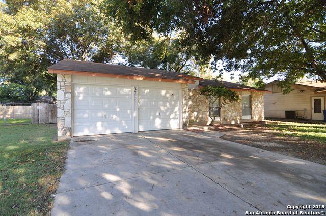 3711 PIPERS FIELD ST - San Antonio, TX 78251