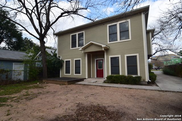 114 PERSHING AVE - San Antonio, TX 78209