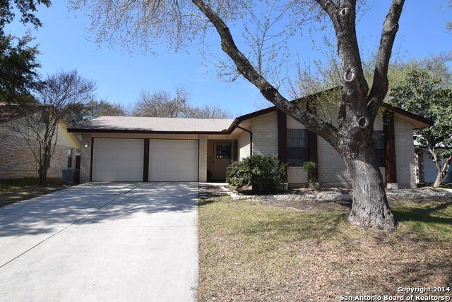 12115 ORCHID BLOSSOM ST - San Antonio, TX 78247
