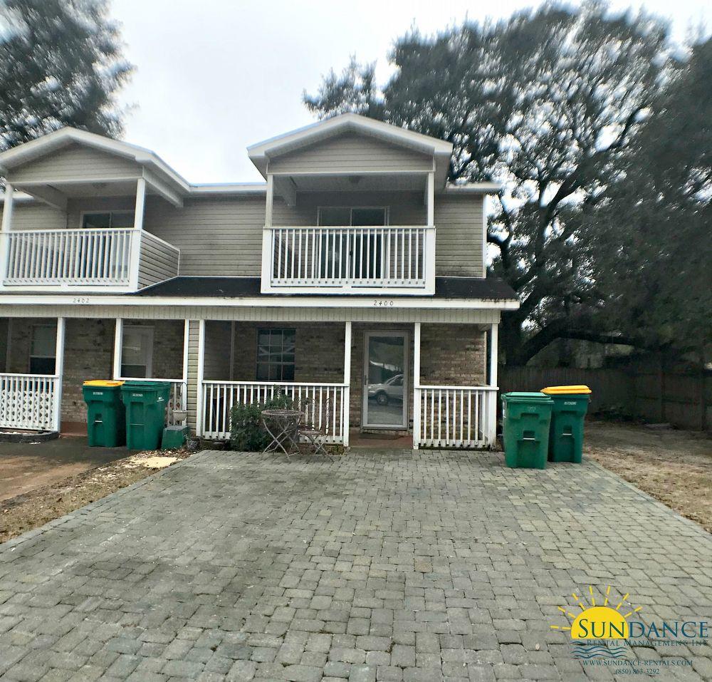 Fort Walton Beach Houses For Rent: 2400 Suwanne Lane Fort Walton Beach, FL 32547