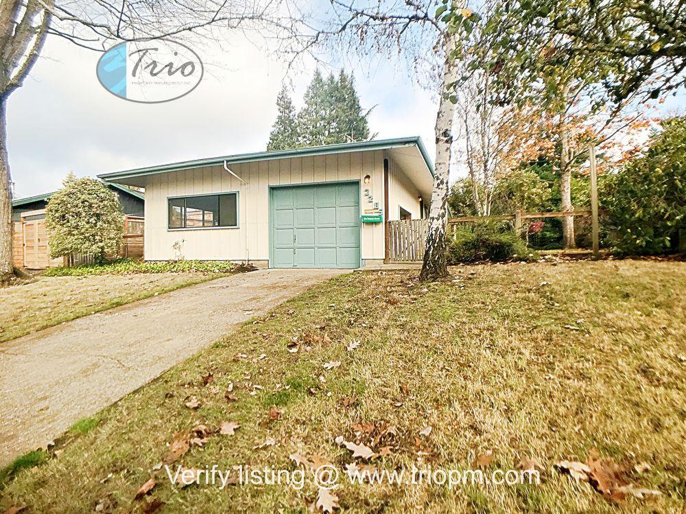 3285 Harris St Eugene Or 97405 Trio Property Management