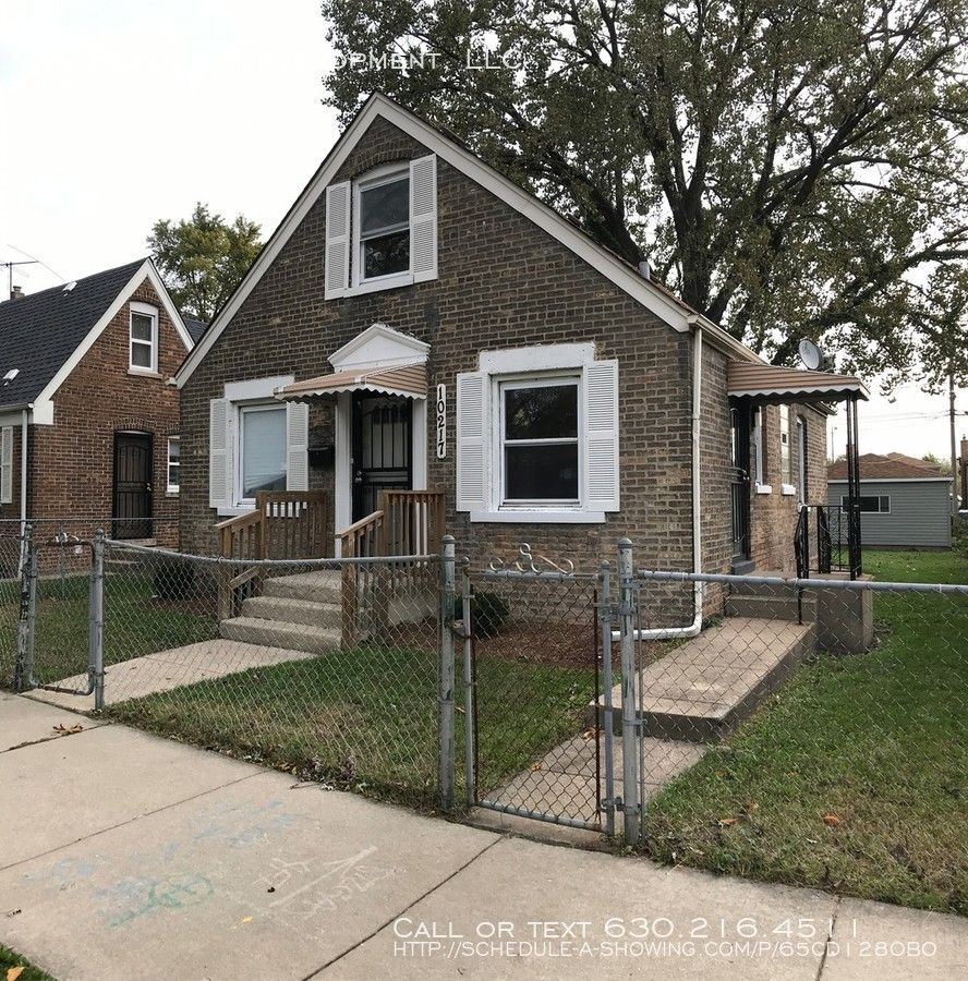 Free Home Rental Listings: 10217 S. Hoxie Chicago, IL 60617