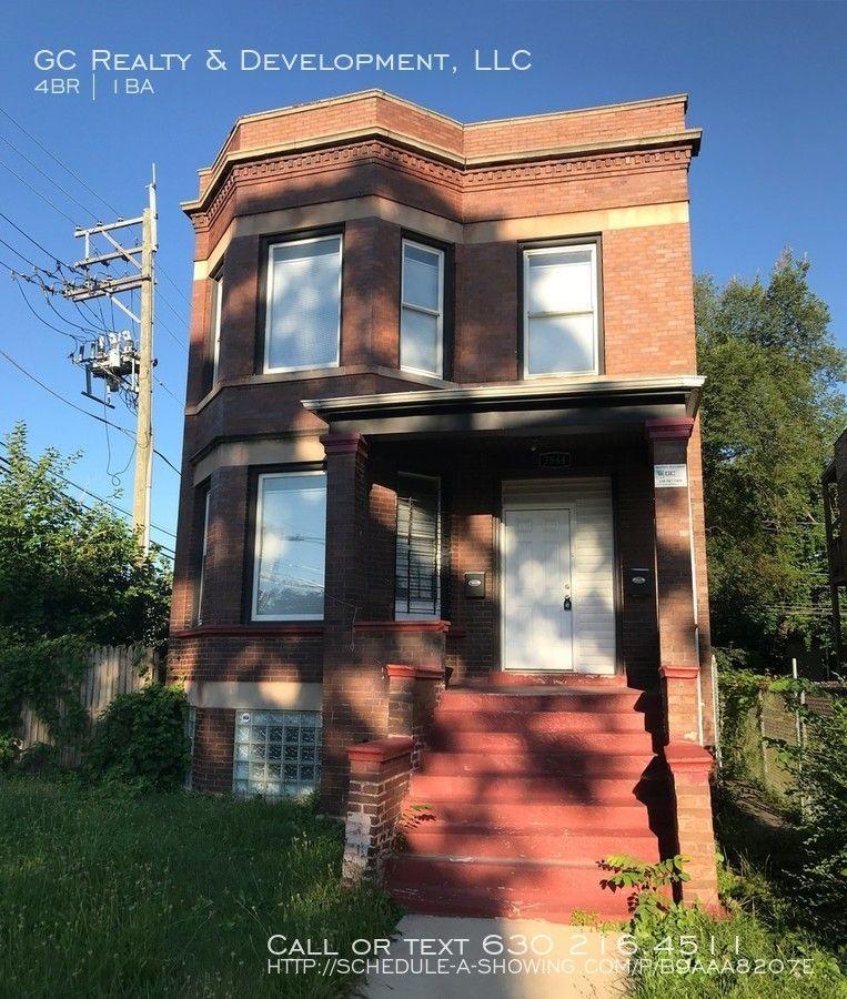 Houses For Rent Sites: 7844 S. Lowe Avenue Unit 2Chicago, IL 60620
