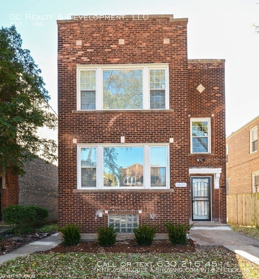 Renting Houses Websites: 2605 E 92nd St Unit 2Chicago, IL 60617