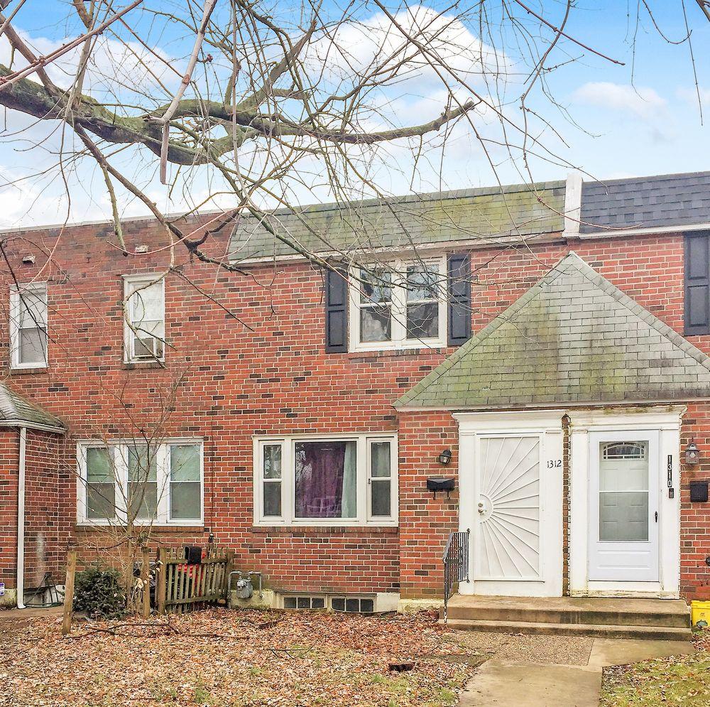 Home Rental Websites: 1312 Elson Road Brookhaven, PA 19015