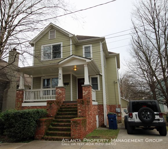 Renting Homes Website: 609 Old Wheat St NE Atlanta, GA 30312