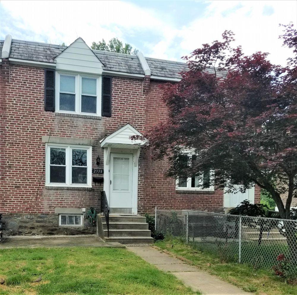 Home Rental Websites: 2338 Bond Avenue Drexel Hill, PA 19026