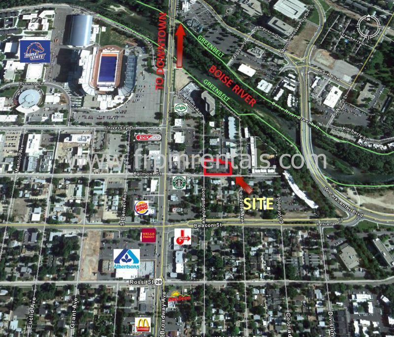Copper Terrace Apartments: 870 W. Belmont St. #204 Boise, ID 83706