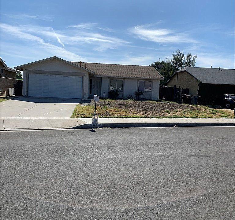 San Francisco Houses For Rent: 13658 Sylmar Dr Moreno Valley, CA 92553